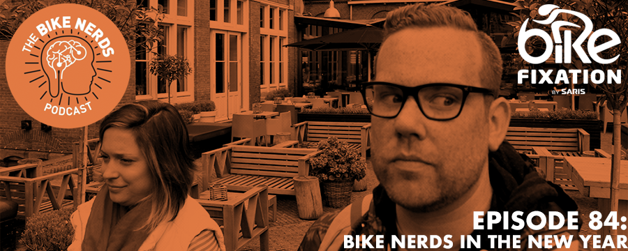 Sara and Kyle are back in 2018 kicking off a new season of guests, stories, and opinions on the evolving future of mobility in cities. The Bike Nerds recap their thoughts and highlights from 2017 and talk about the future of the show heading into the new year.  The Bike Nerds Podcast is sponsored by Saris Cycling Group and Bike Fixation. Visit  www.bikefixation.com/bikenerds  for a full array of bicycle parking and infrastructure products.