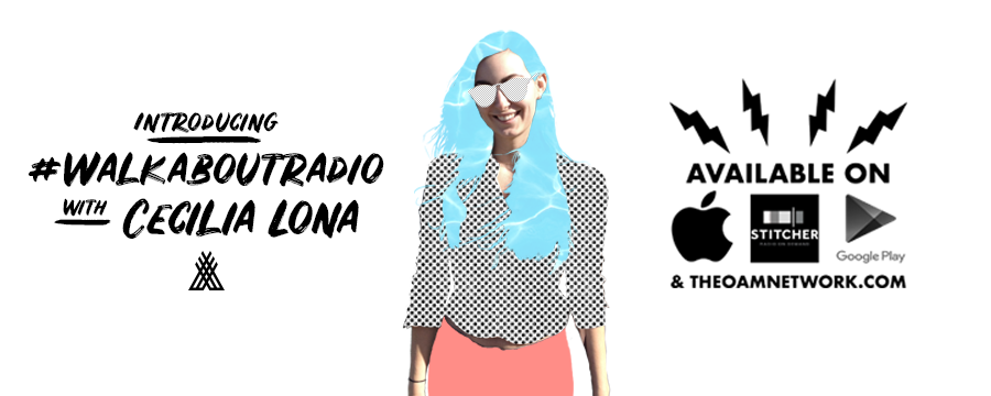 Introducing #walkaboutradio