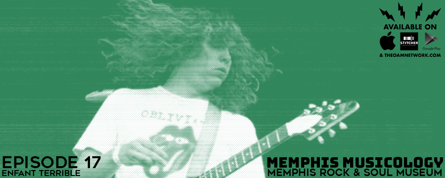 On this episode of Memphis Musicology, we explore the brief yet amazing life of James Lee Lindsey Jr., better known by the stage name Jay Reatard. Before his untimely death in 2010, Jay was a blazing force in the worlds of punk and garage rock who left behind a legacy of crass genius that won't soon be matched. We also discuss musician Pat Hare, the man whose blistering and heavily distorted guitar playing from the 1950s helped to lay the groundwork for heavy metal.