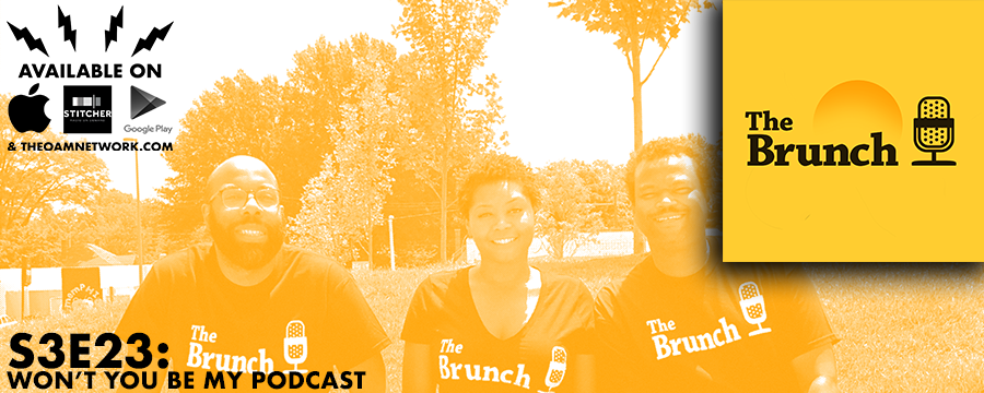 "This week on The Brunch we talk NBA Free Agency, Ocasio-Cortez's historic win, the new OWN series ""Love is..."" and much more!   Music :   (Intro)  Sunshine - The Stuyvesants    Don't matter to me - Drake  Set Set - Freddie Gibbs  Nonstop - Drake"