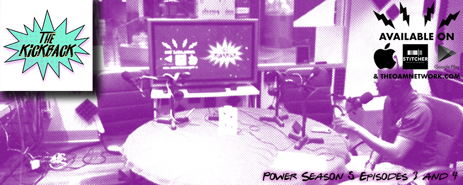 """We're talking about the last 2 episodes(Episodes 3 and 4) of Power on this installment of The Kickback Reviews. The homie Roy stops by to help break down the last 2 episodes and discuss the progression of all the story lines and what he thinks about the season so far. We discuss the implications of the relationship between Tate, Dre and Ghost and the pressure Mak is putting on Proctor and how it effects all the characters. We give our """"I Really Want This Person Dead"""" Power Rankings and much more!  Check us out on all our social medias:  Facebook-  www.facebook.com/KickbackPod/   IG: @The_Kickback_Podcast  Twitter: @TheKickback901"""