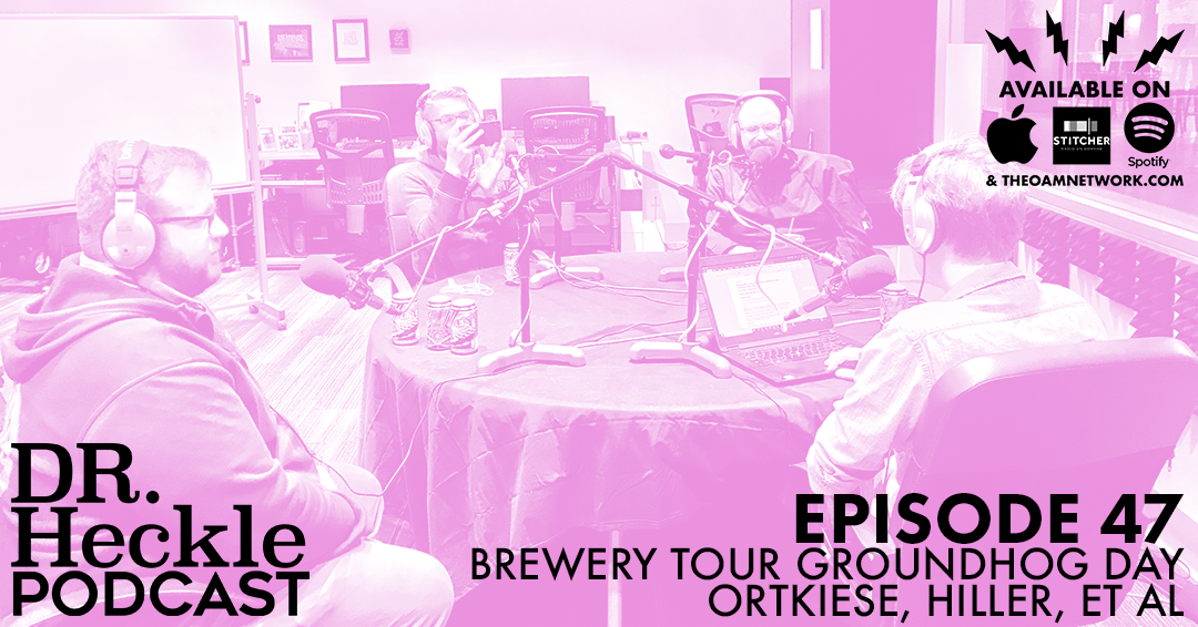 Co-founder Of  Crosstown Brewing Clark Ortkiese and President Of Memphis Comedy  Festival Nathan Hiller join Mark to talk about a treatment  for Epidermolysis bullosa with Stem cell Gene Therapy, applying the  scientific method to brewing, and making the pope drink rancid beer.  Follow  Crosstown Brewing on Facebook   Follow  Memphis Comedy Festival On Facebook   Want to guest on the show? want us to cover a topic?   Then contact us on  our instagram,   facebook  or  twitter .    Or email us at:   drhecklepod@gmail.com