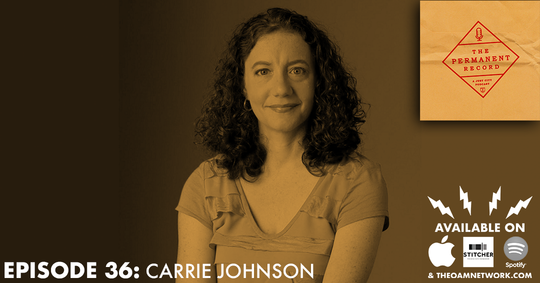 Carrie Johnson  ist the Justice Correspondent for  National Public Radio 's Washington Desk. She covers a wide range of emerging justice issues, law enforcement stories, and legal affairs. Carrie is one of our only repeat guests on The Permanent Record. Check out her first interview (Episode 16) in our four-part series on the media. For this episode, we spoke to Carrie about the practical implications of the recently passed First Step Act and the politics that made its passage possible.