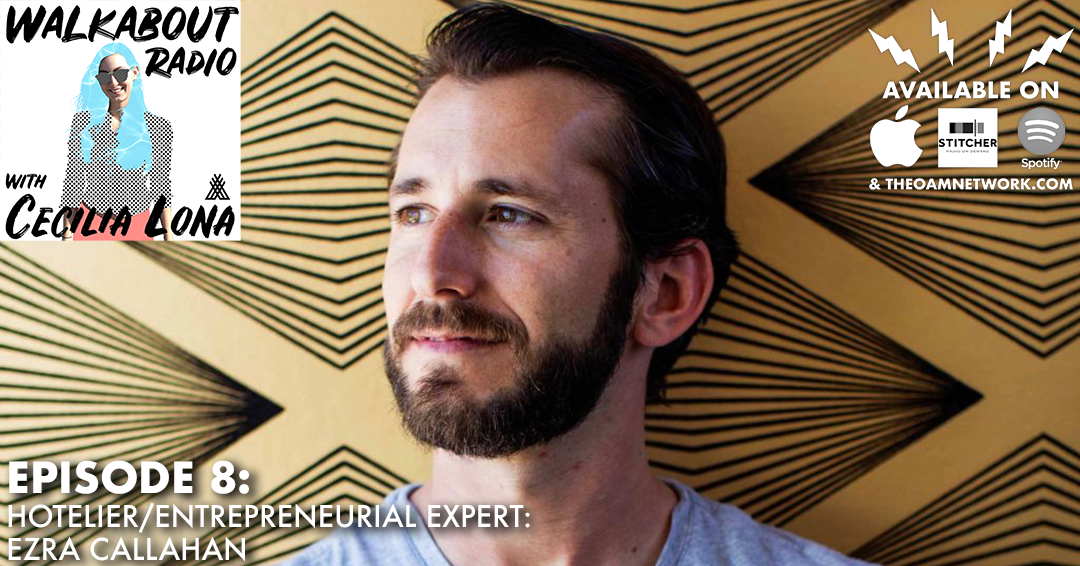 As the sixth employee and first product manager at global social network Facebook, Ezra Callahan has had a fascinating career rooted in innovation, creative place-making and hospitality. The California native is Co-Founder and CIO for boutique hotel brand, ARRIVE Hotels - a brand which is redefining the exploratory experience of neighborhoods. During our interview, we discuss his experience of evolving with the Facebook platform from infancy to being publicly traded, the trajectory of entrepreneurialism and the expansion of ARRIVE Hotels across the country with its intent to change the landscape of travel. Enjoy our conversation as we dive into the reality of Facebook's early days in Palo Alto, his ventures in place-making in Los Angeles, the future of Arrive Hotels and how to manifest success as an entrepreneur.