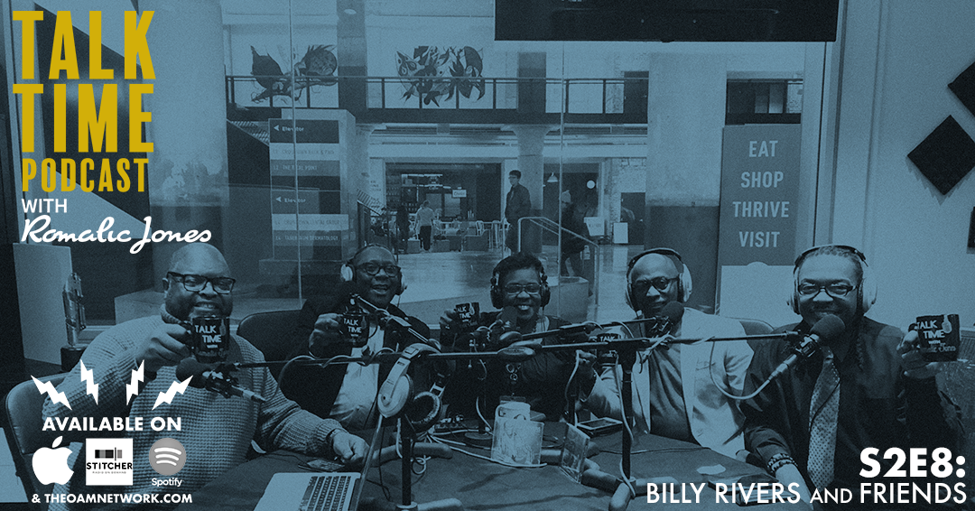 Billy Rivers and friends discuss surviving the gospel music industry.