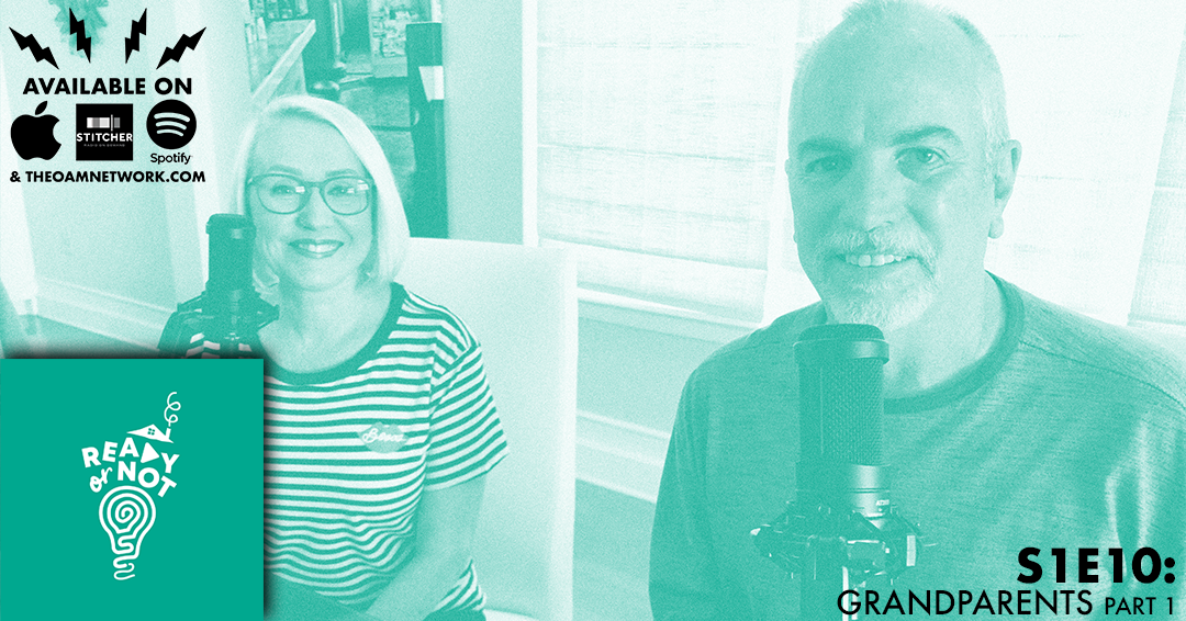In this episode Lauren & Scott sit down with two of Max's grandparents, who also happened to be Lauren's parents.  It can be nerve-wracking sometimes to tell family members about your decision to adopt, especially when you think they've always hoped for a biological grandchild.  But sometimes (and in this case) that worry is for no reason. Hear why Jeff & Michele opened their hearts, minds and lives to their adopted grandson and how it has changed their entire world.