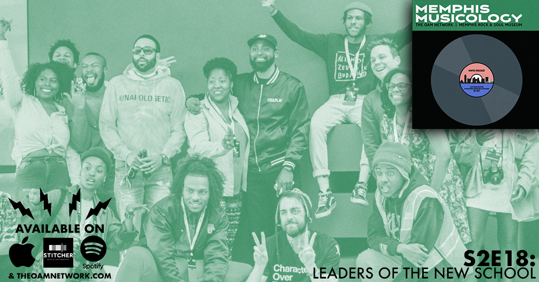 S2E18: Leaders of the New School — The OAM Network