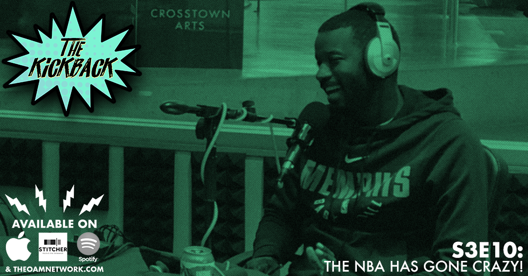 The homie Raf steps in and cohosts with me as we discuss the Russell Westbrook/CP3 trade and how crazy the NBA offseason has been. We talk about paying college athletes and catch up on the first half of the MLB season. We end the show reviewing the newest season of Stranger Things and our expectations of the live action Lion King.