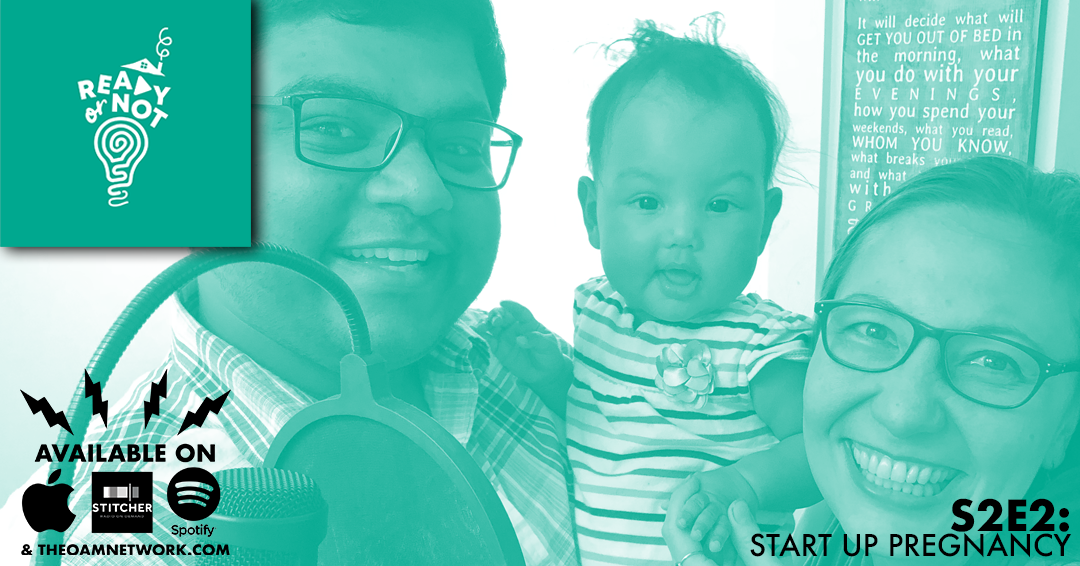 In this episode Lauren & Scott sit down with Truckish founders Aayush Thakur & Deme Yuan to talk about growing their start-up while preparing to welcome a baby into the world. Hear how a somewhat unexpected pregnancy turned into a beautiful blessing that gave them new purpose. Find out what they've learned, how their idea grew into a business and how they are balancing it all with a new baby.