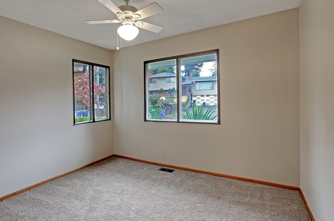 BEFORE - the real estate listing photo