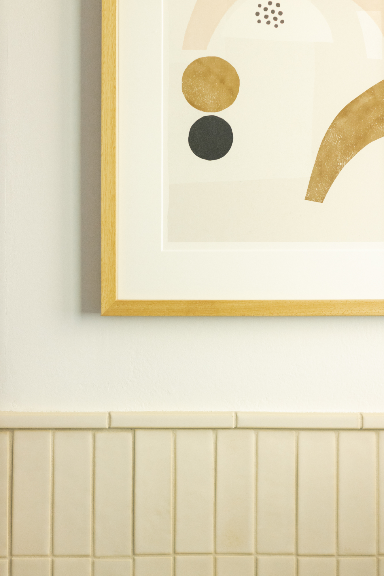 Pratt & Larson - Cream Wall Tile - C200
