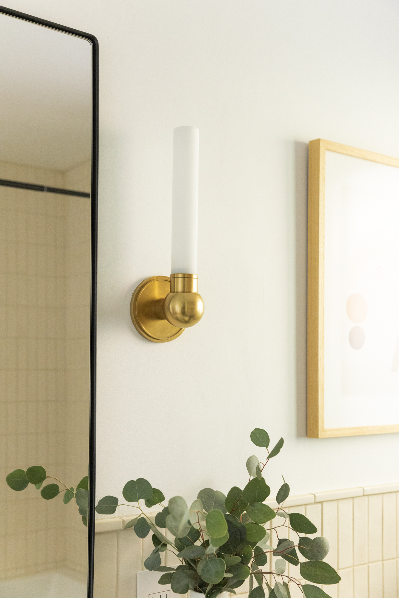 Sconce  - Hudson Valley Cornwall in Aged Brass