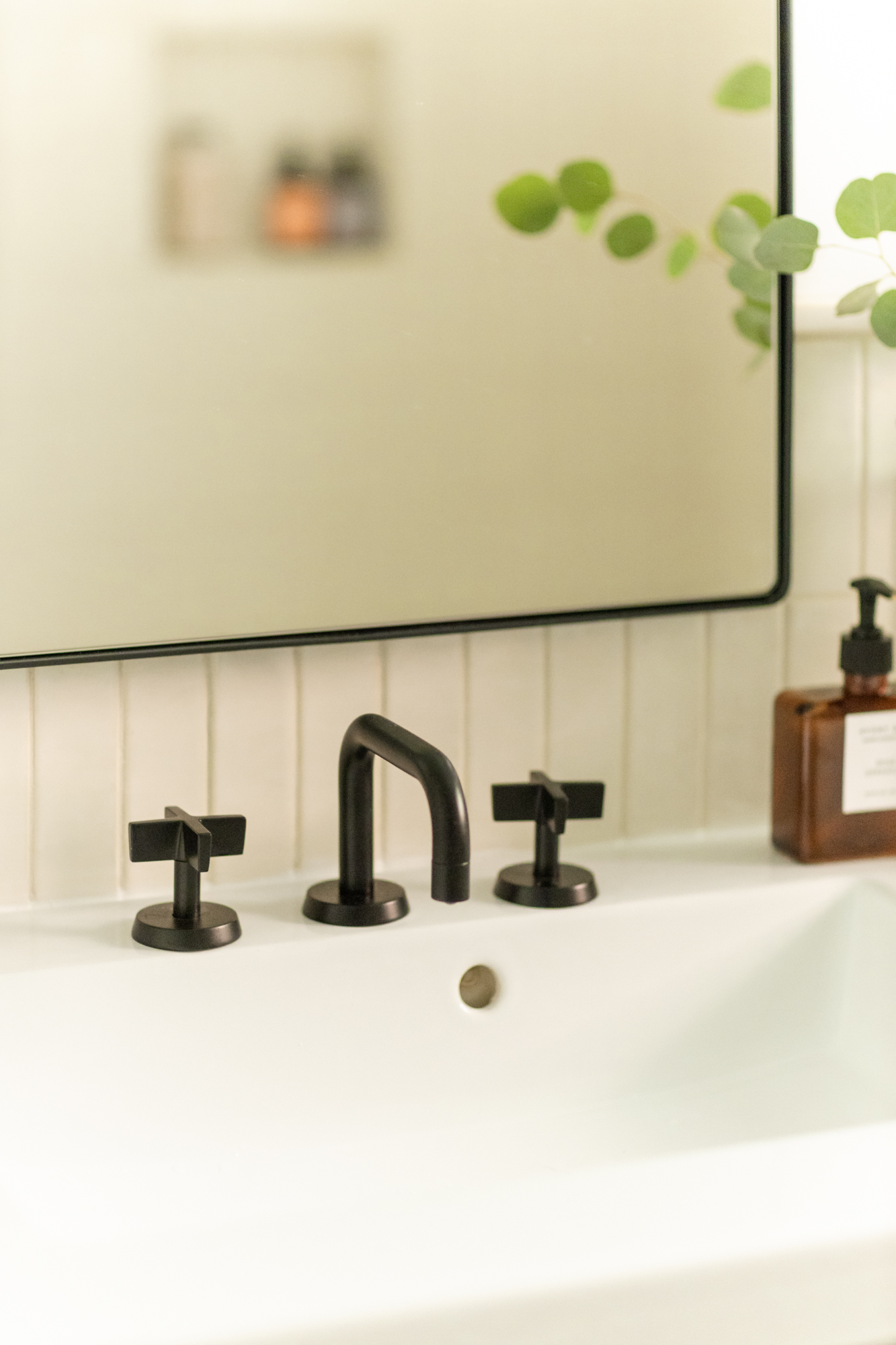 Watermark -  Blue 37 Deck Mounted Faucet
