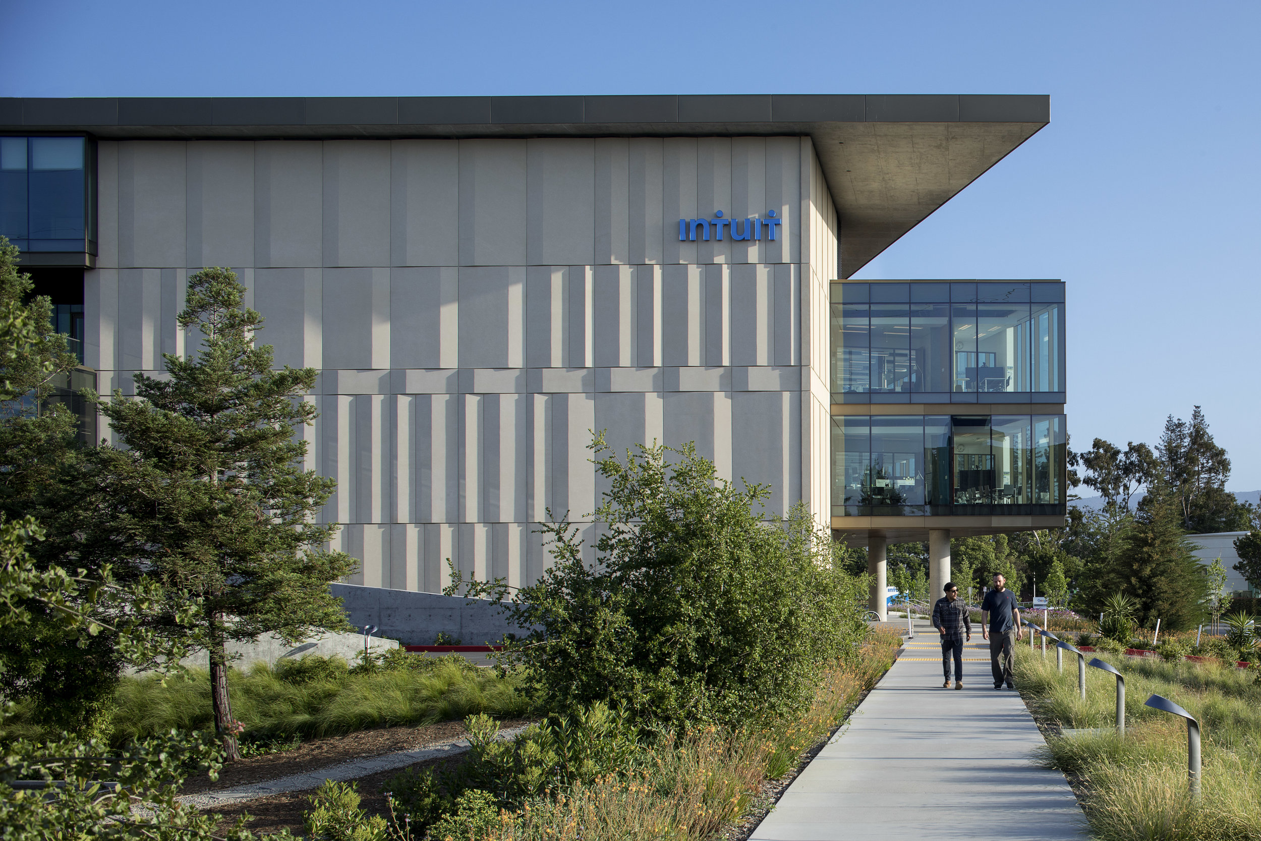Intuit Campus  Mountain View,, CA
