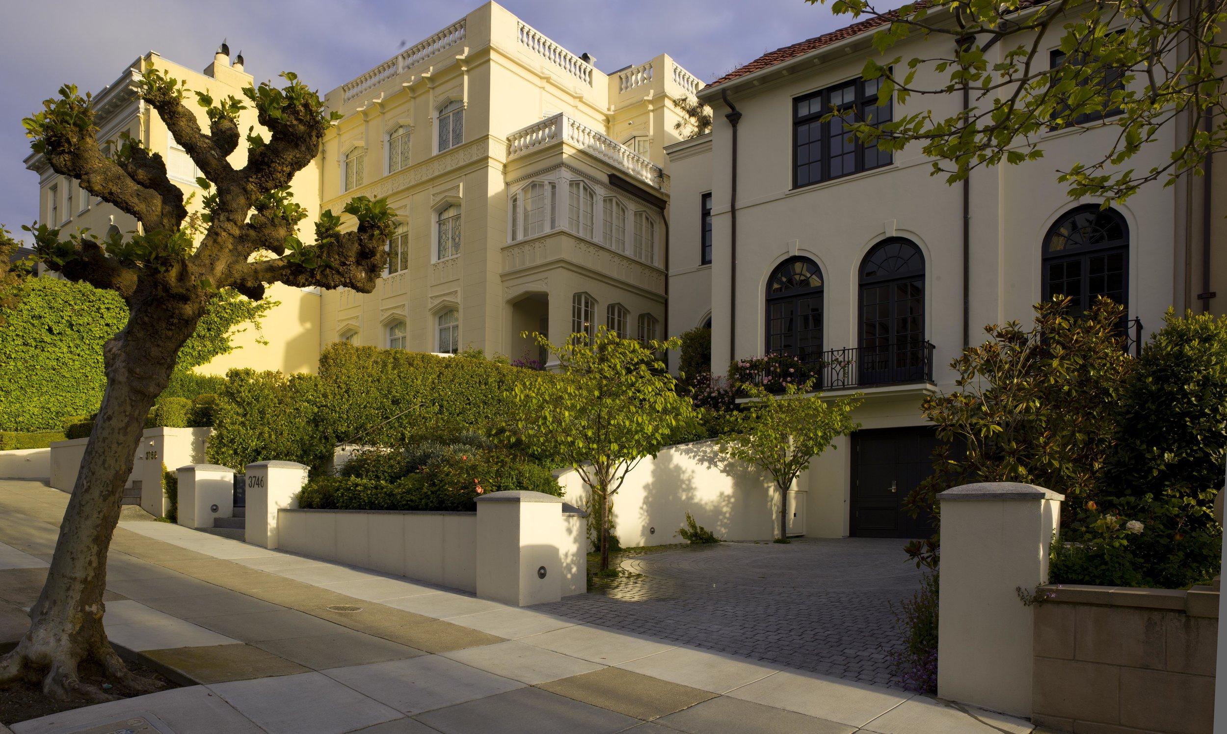 Presidio Heights Residence  San Francisco, CA