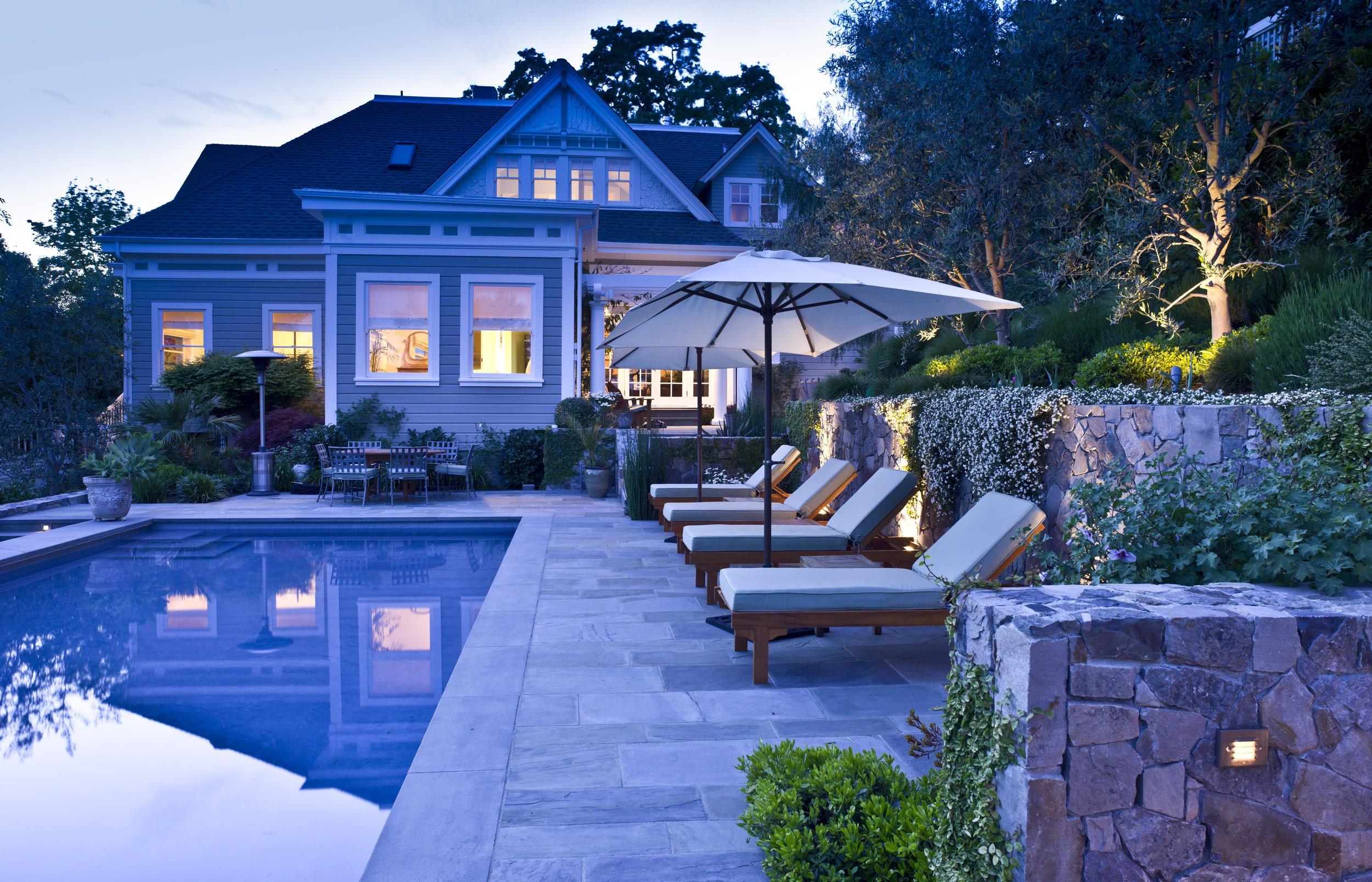 Forbes Residence  San Rafael, CA