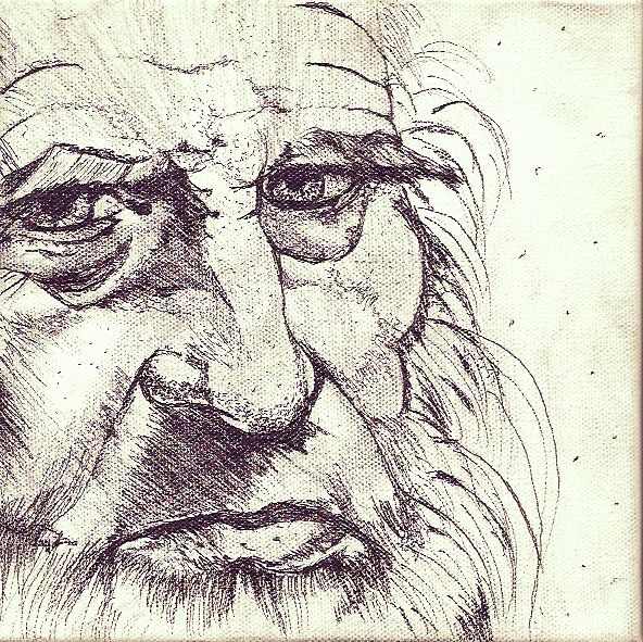 Artistic + Scientific Creativity = Inventive Creativity   No one embodies that equation better than Leonardo Da Vinci. A reproduction of his self-portrait.