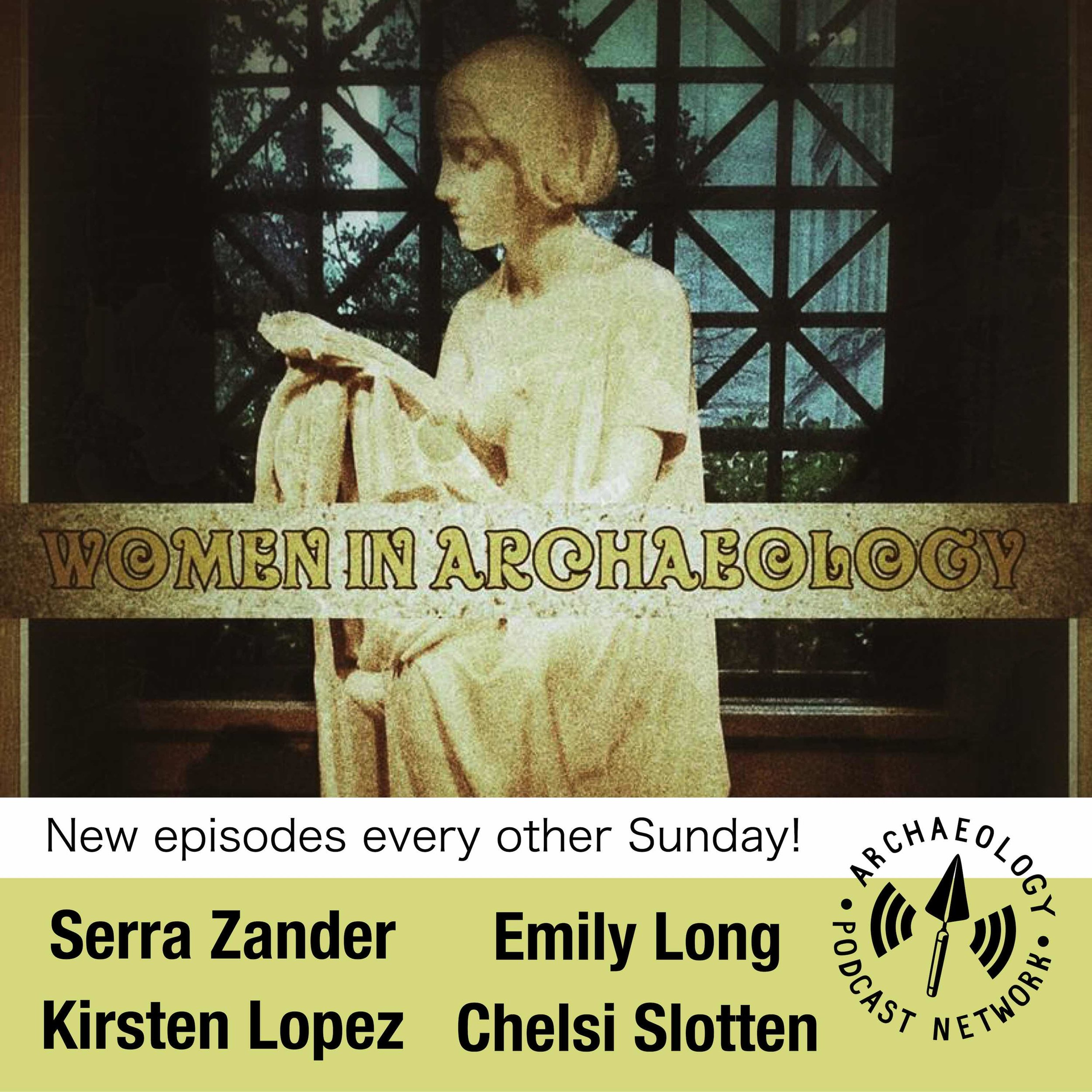 Archaeology News and History From a Woman's Perspective.