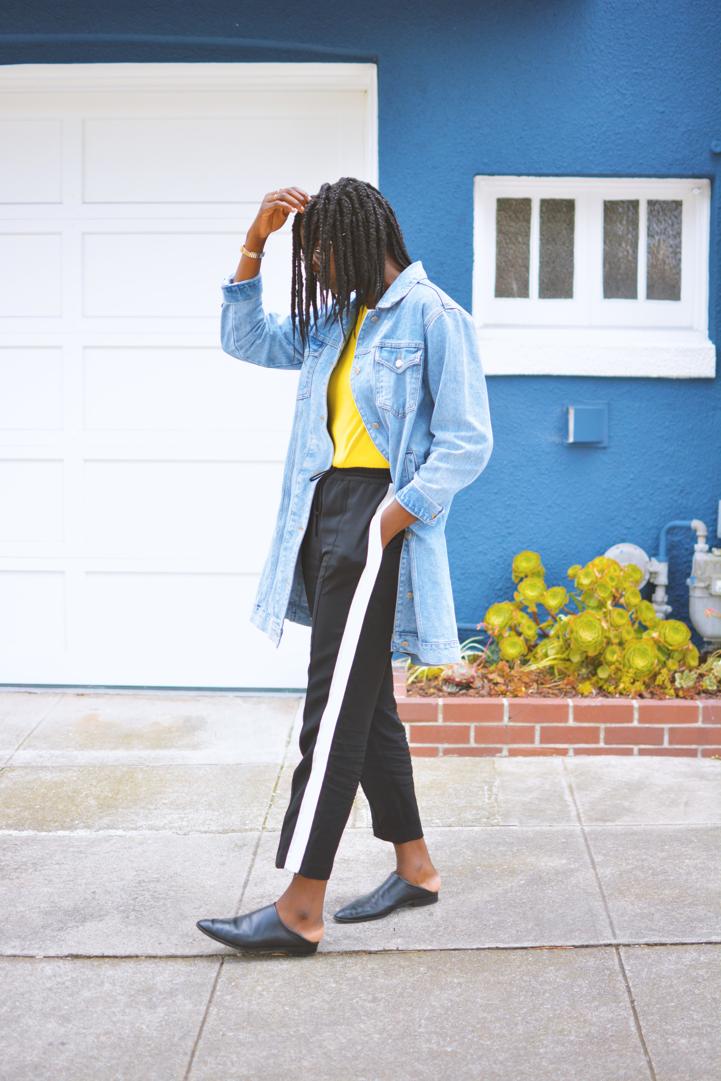 Trackpant Trouser - Click to shop here . . .