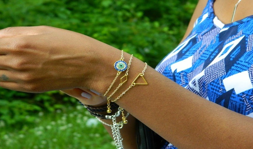 Cute LA Entrepreneur Spotlight Alisha Nicole jewelry designer