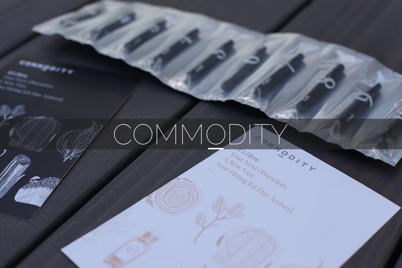 COMMODITY Premium Fragrances