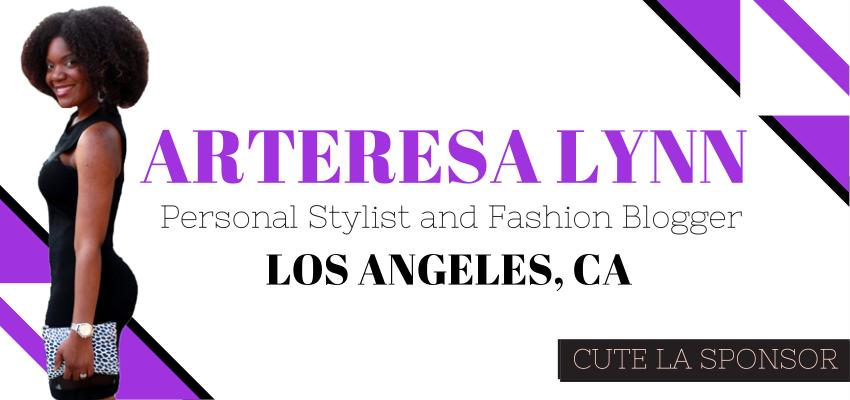 Arteresa Lynn Affordable Personal Stylist in Los Angeles via Cute LA