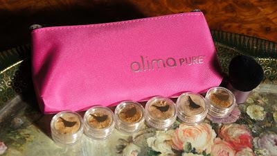 Alima Pure Makeup Sample Kit