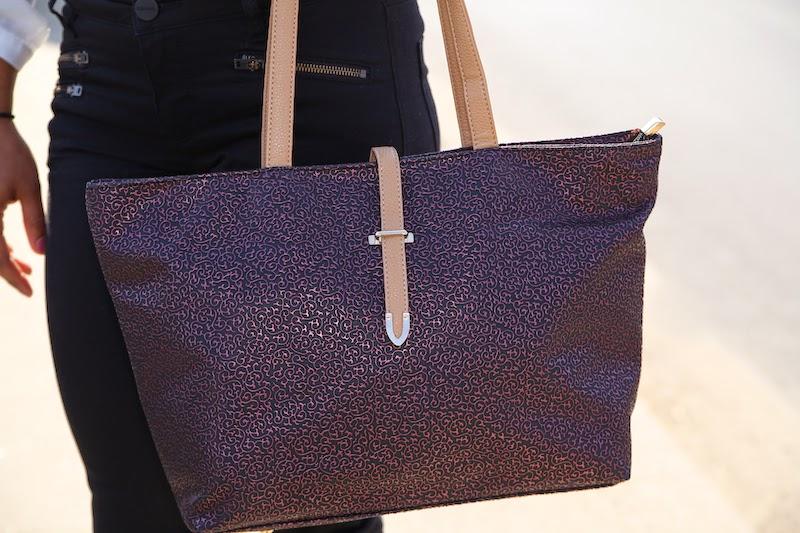 Mellow World Tiffany Bag via Cute LA