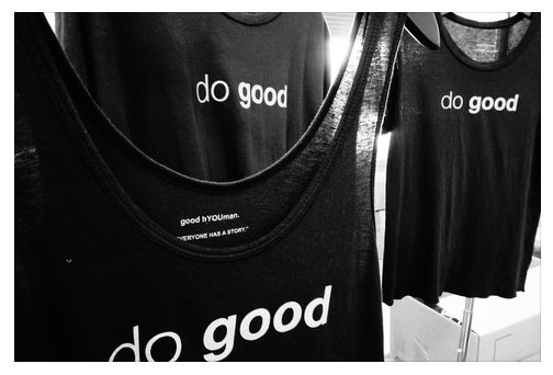 goodhyouman Do good