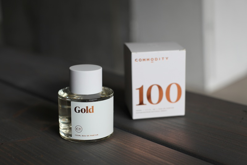 Commodity Gold Fragrance