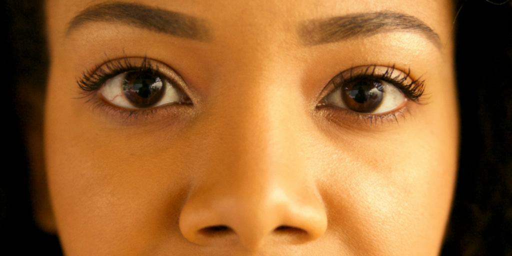 Close up of Younique Moodstruck3D Fiber Lashes