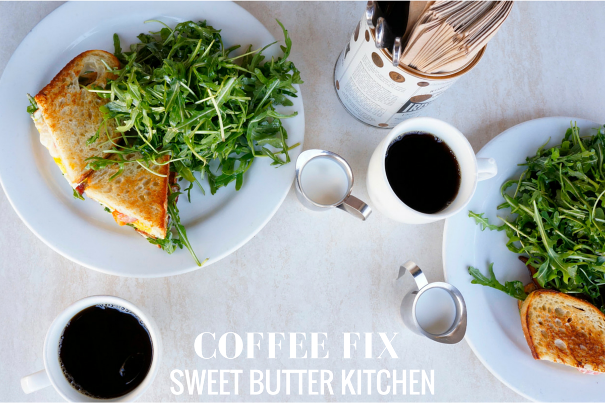 Sweet Butter Kitchen Sherman Oaks via Cute LA