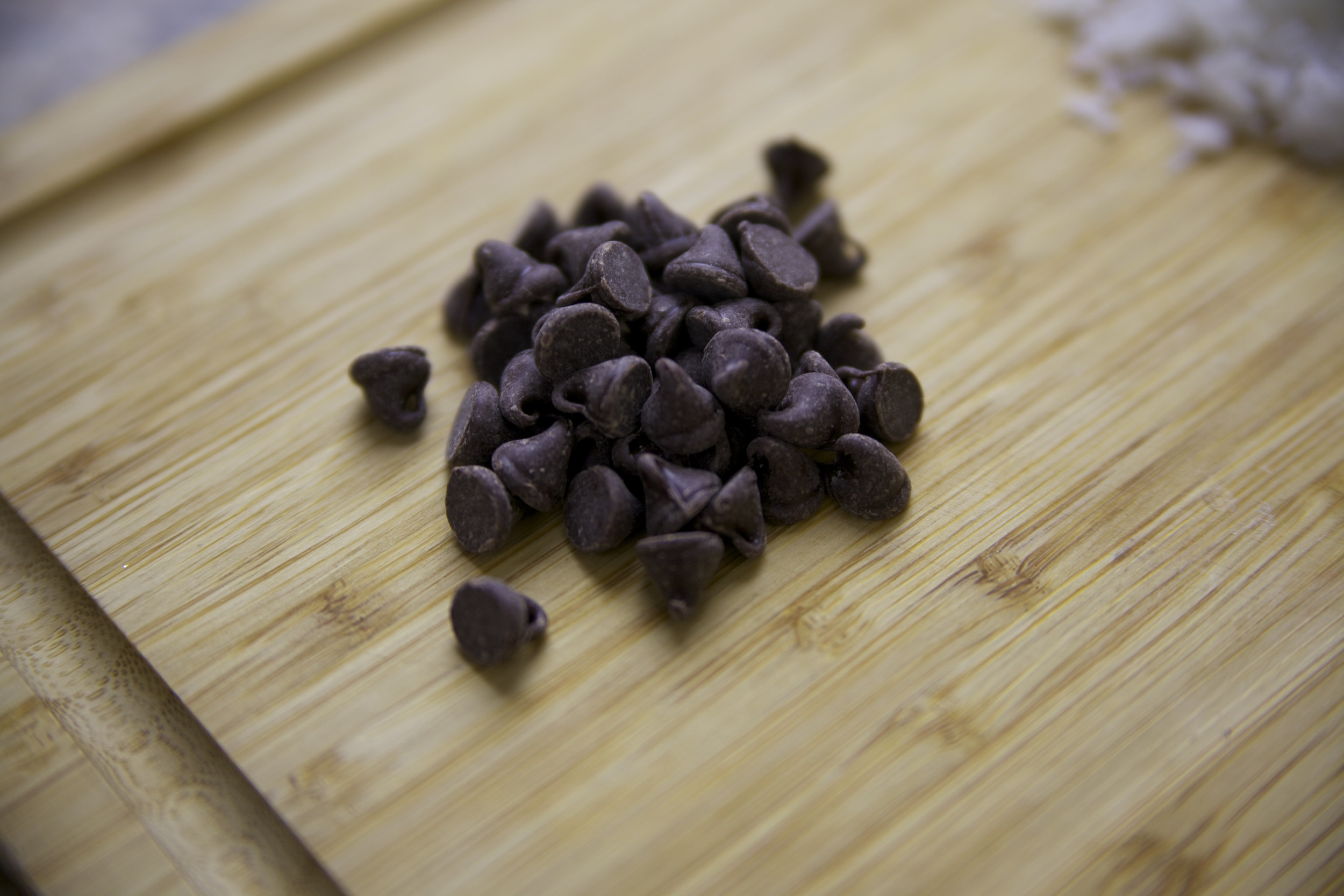 chocolate for cookies