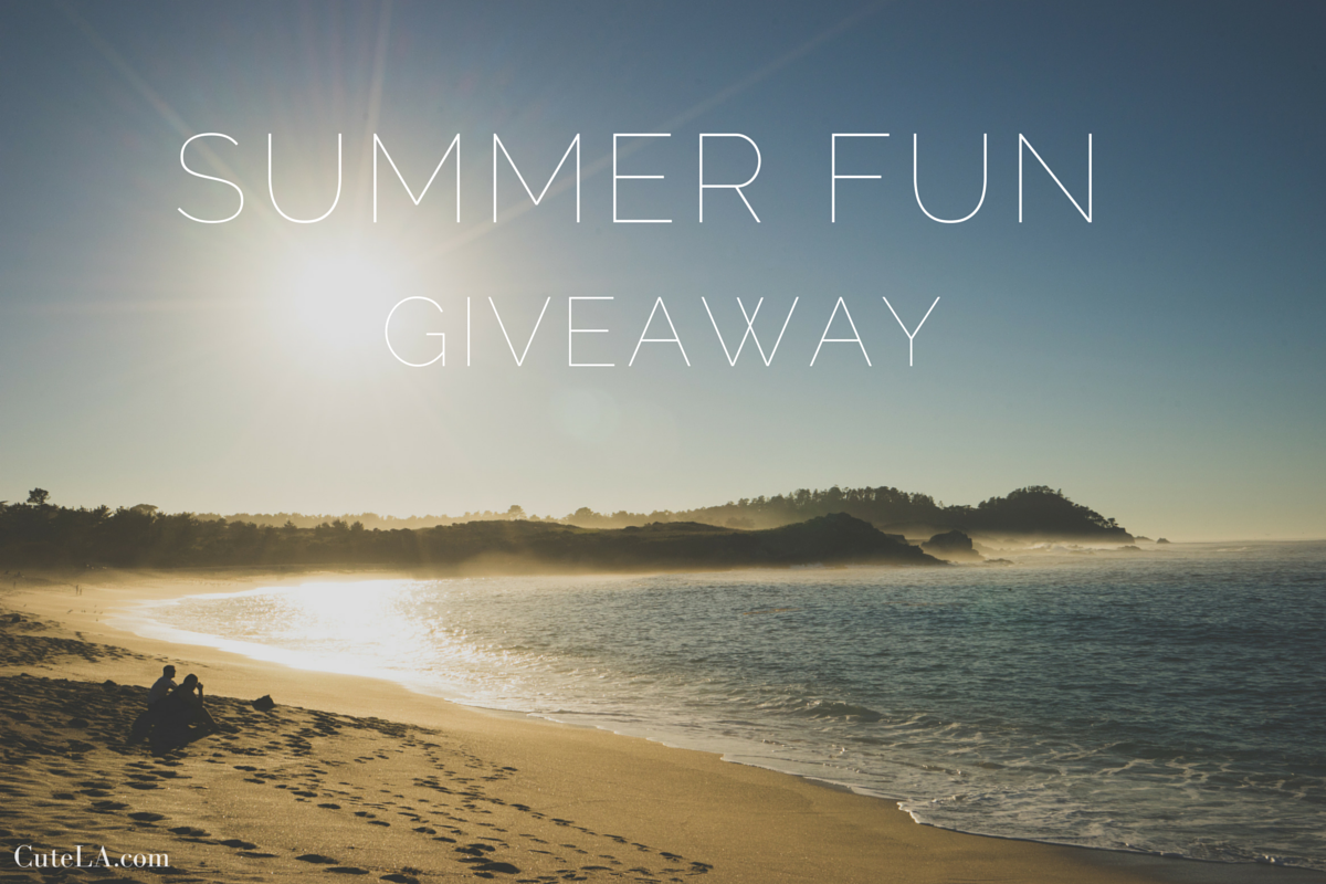 Summer Fun Giveaway