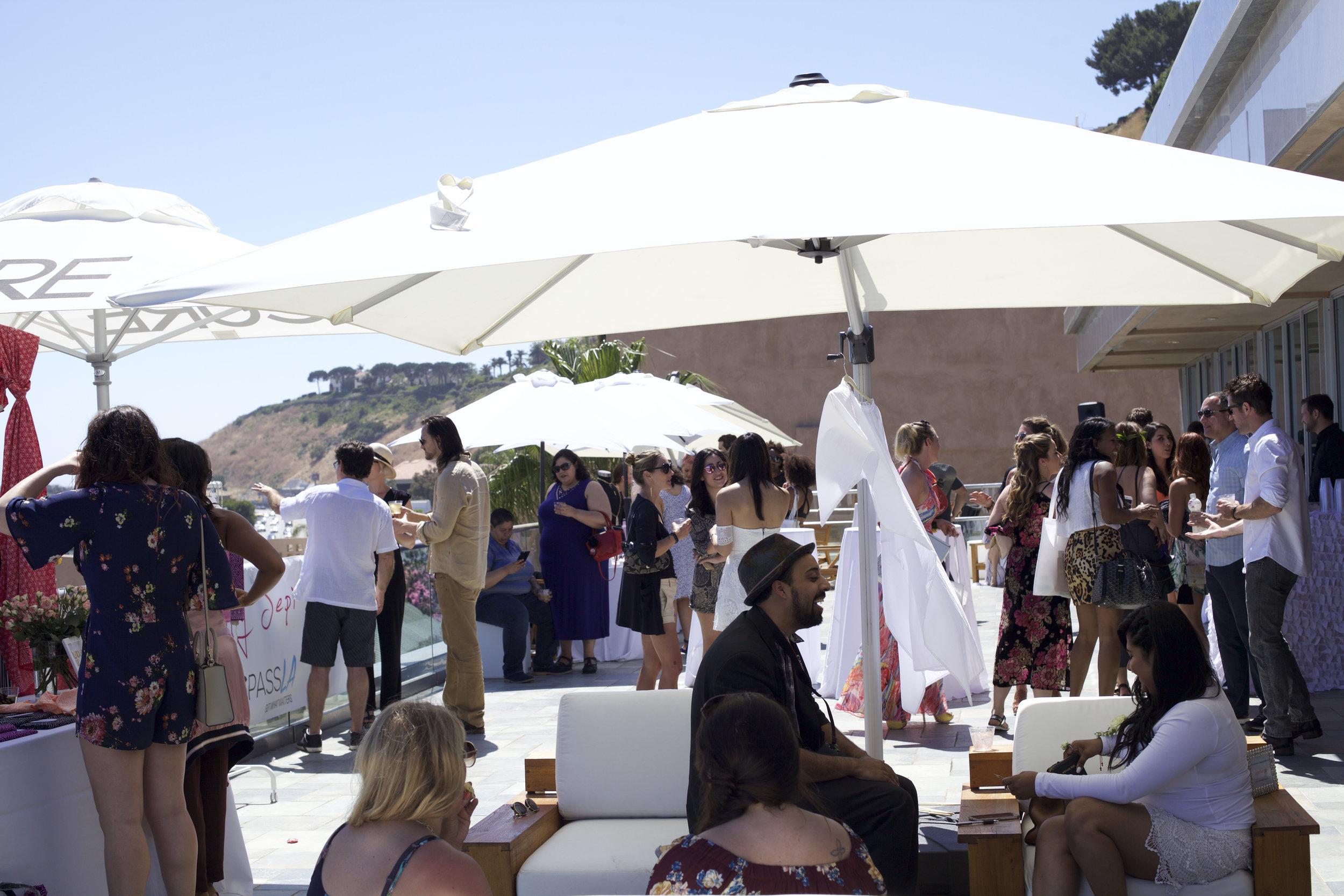 A Season of Self Love Event At Cure In Malibu