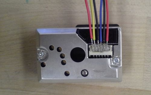 SHARP'soptical dust sensor