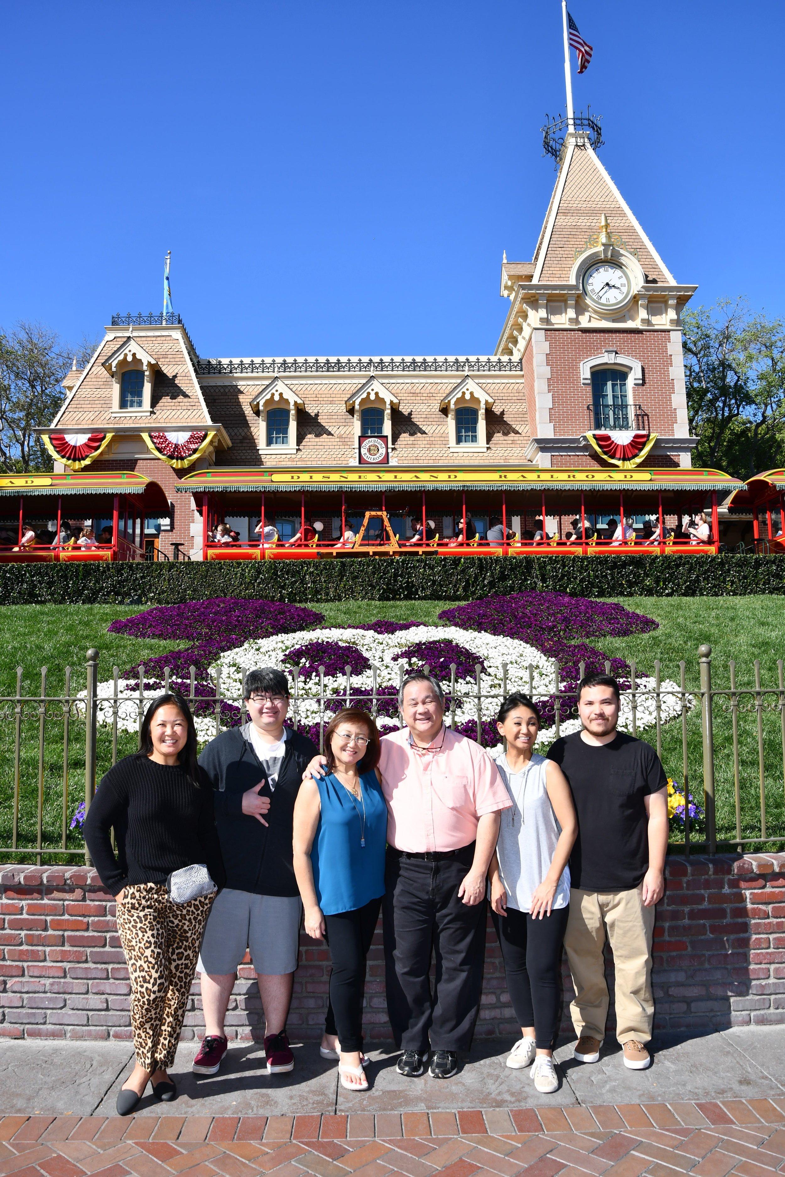 Kong family at Disneyland 2019.JPG