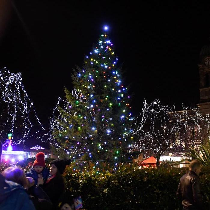 Wirksworth Christmas Street Market 2018