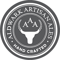 Aldwark artisan ales brewery lighting by Upcycled creative