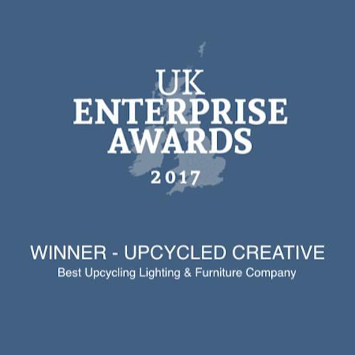 2017 UK Enterprise awards winner Upcycled Creative.jpeg