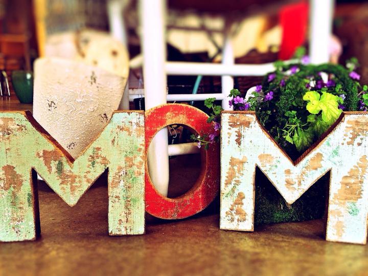 MOM #mothersday