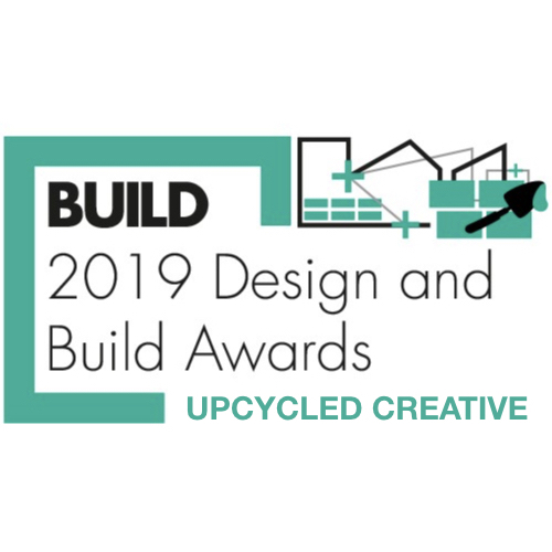 BUILD 2019 - Design and Build Awards - UPCYCLED CREATIVE