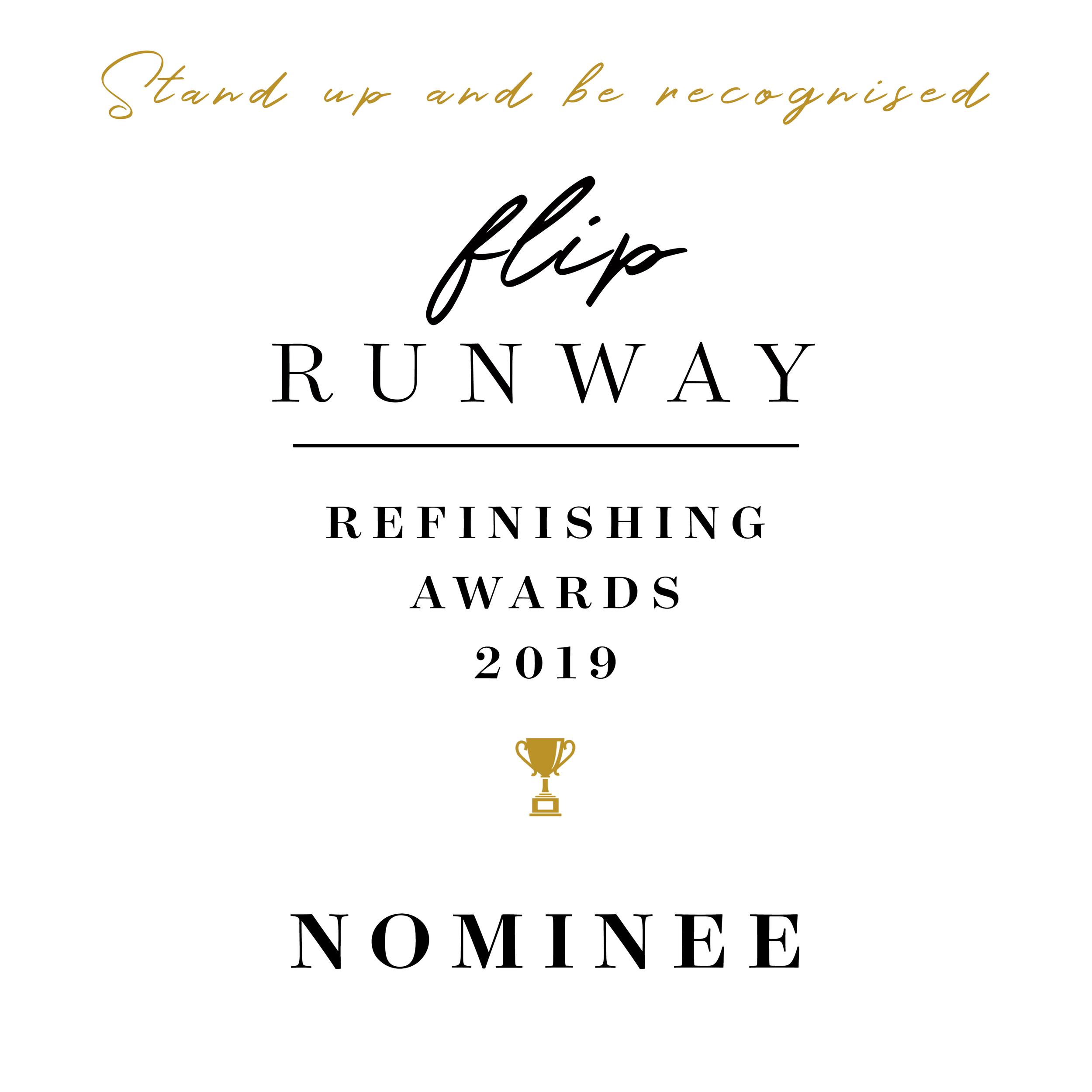 flip runway nominee UPCYCLED CREATIVE