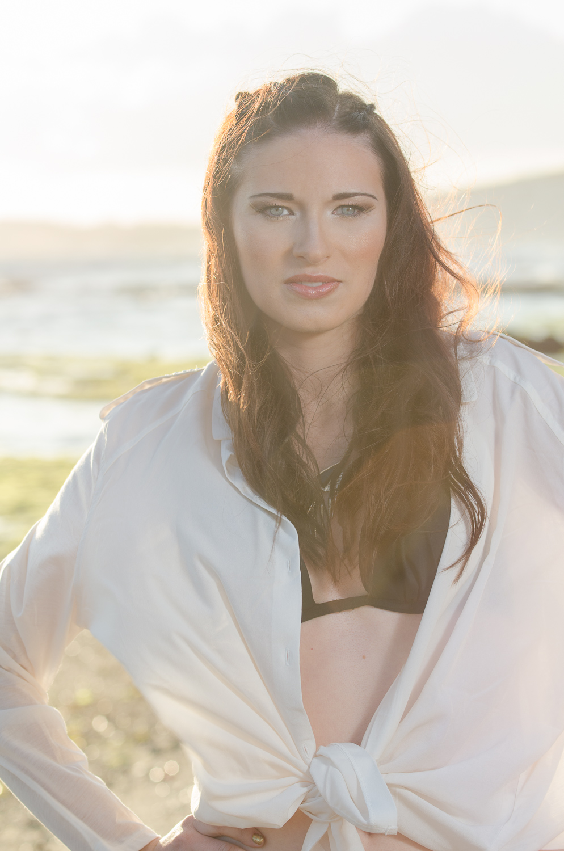 Emma Beach Shoot