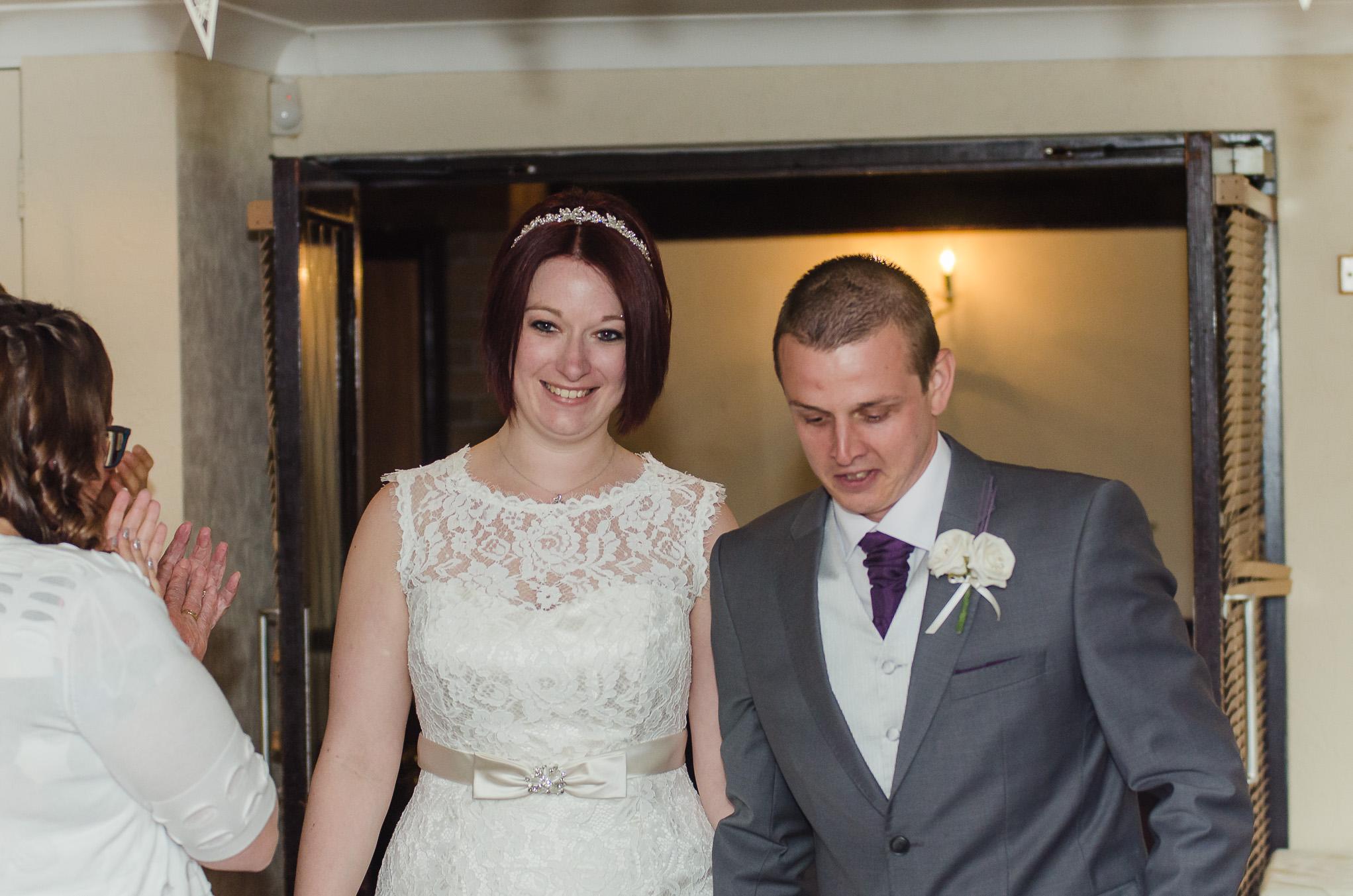Tom and Rhiannas Wedding