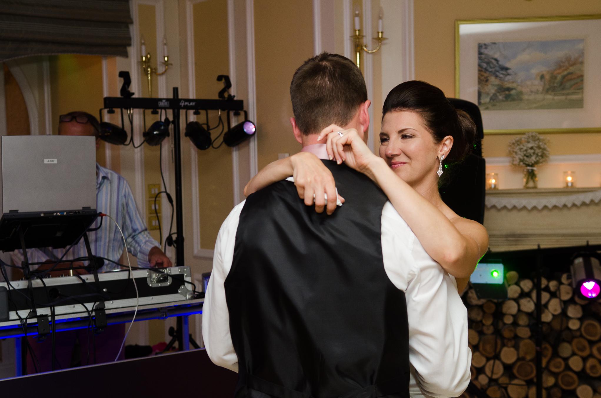 Kaz and Russ Wedding Day