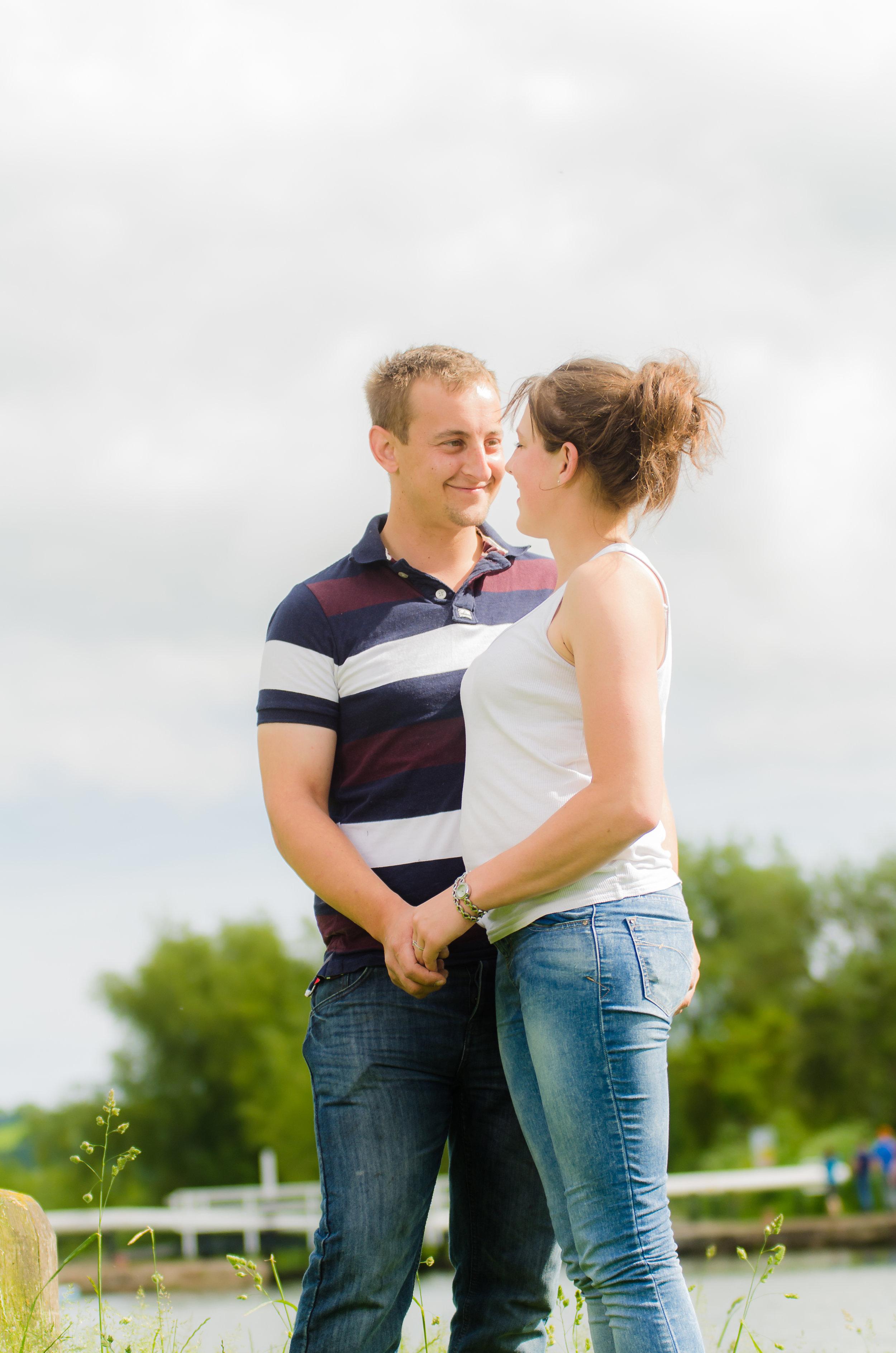 Christina and James Pre Wedding Shoot