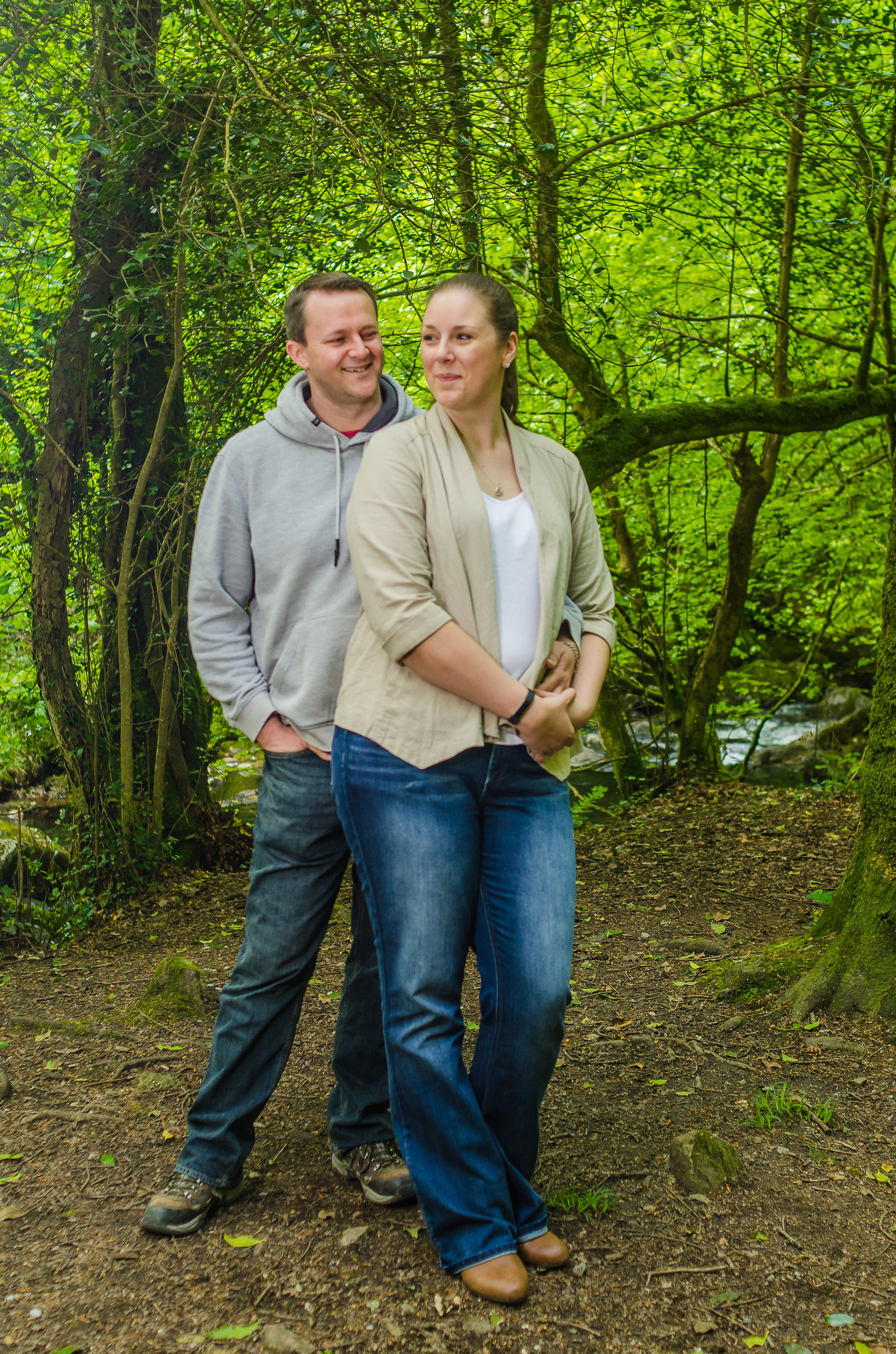 Tracey and Trevor Pre Wedding Session