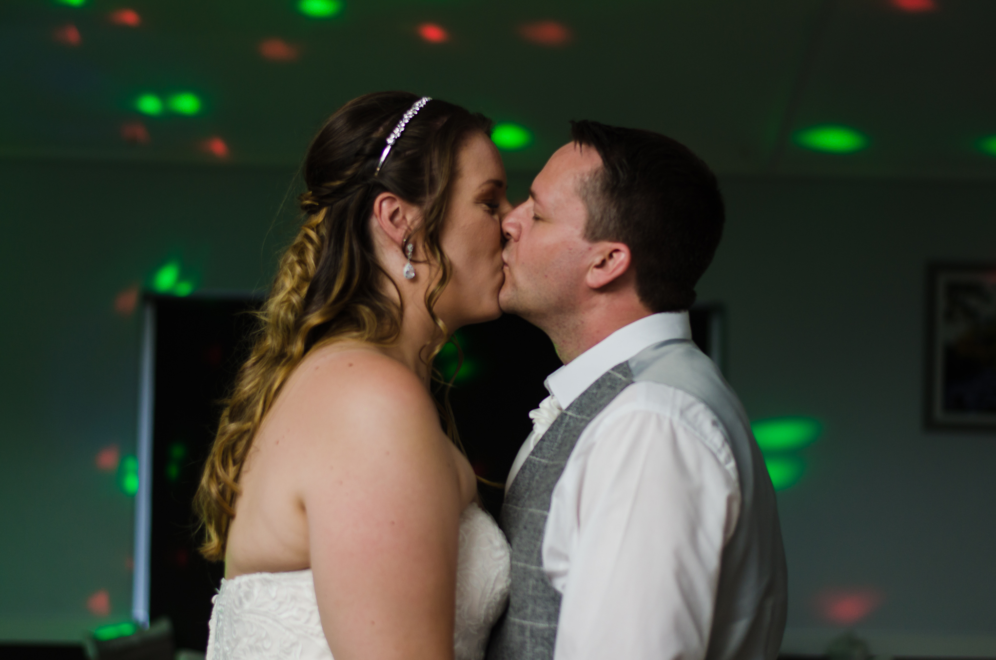 Tracey and Trevors Wedding