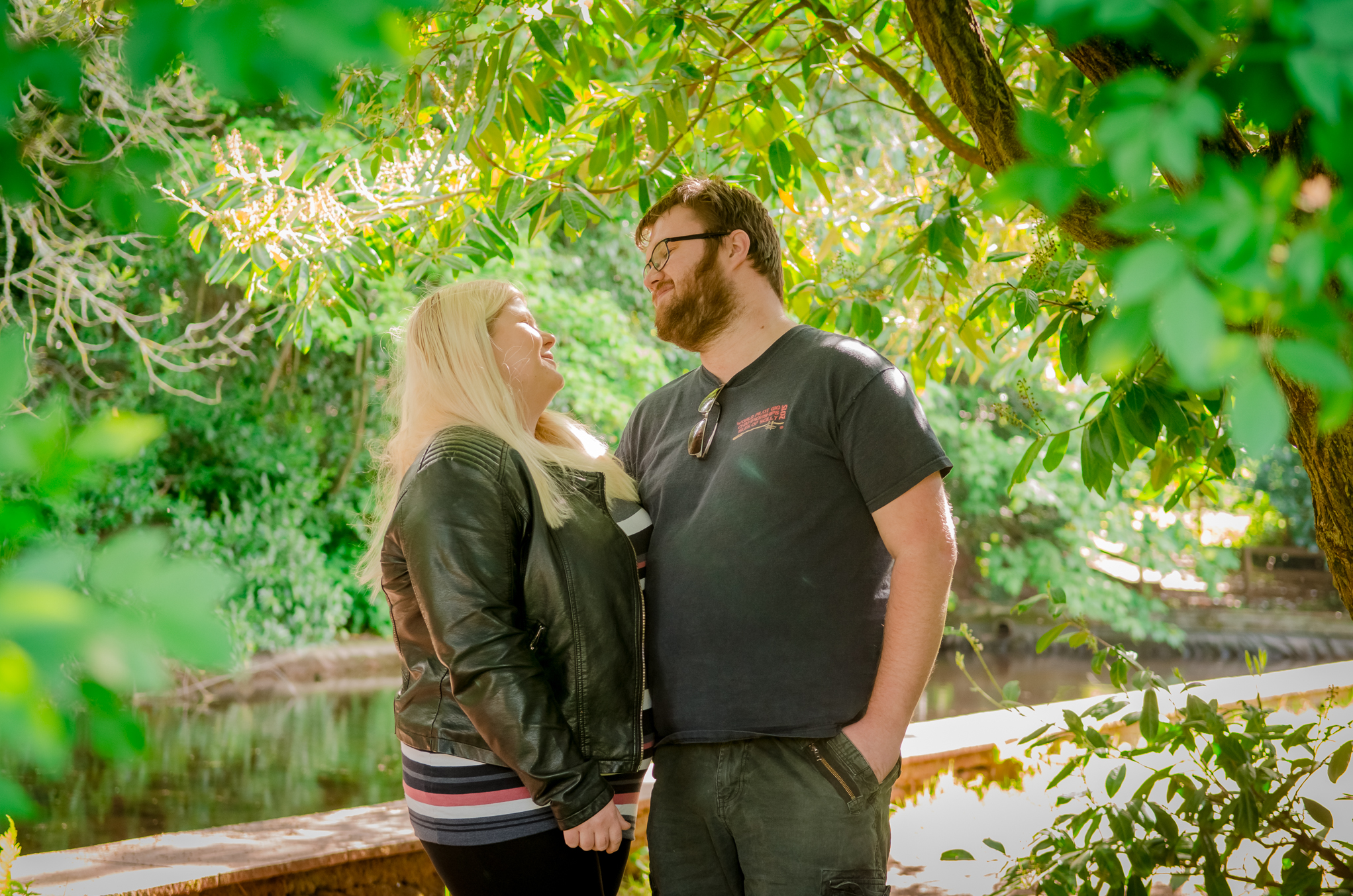Alex and Steve Pre Wed
